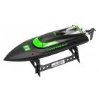 LRP Deep Blue 340 2,4 High-Speed Racing loď RTR - černo/neon zelená