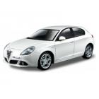 Bburago Alfa Romeo Giulietta 1:24 bílá