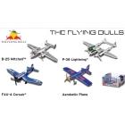 Bburago Letadlo The Flying Bulls