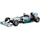 Bburago 1:43 Mercedes AMG Petronas F1W05 hybrid