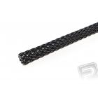 Punčochový návlek 3mm černý 1m