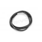 3.3mm /12awg Powerwire/kabel černý (1.0m)