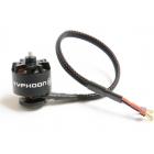 Yuneec TYPHOON H: Střídavý motor