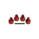 Tlumič GTX: Hlava hliníková červená (4)