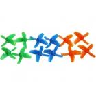 Blade Inductrix FPV: Sada vrtulí barevná (12)