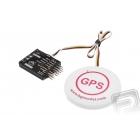 Autopilot s GPS pro letadla 6-osý - (6G-AP)