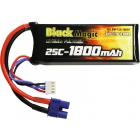 LiPol Black Magic 11.1V 1800mAh 25C EC3