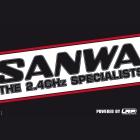 LRP papírový banner SANWA 119x80cm