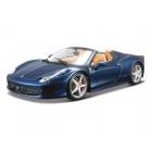Bburago 1:24 Ferrari 458 Spider