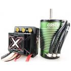 Castle motor 1512 2650ot/V senzored, reg. Mamba Monster X