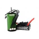 Castle motor 1415 2400ot/V senzored/5mm s reg. Mamba X SCT