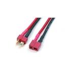 Prodlužovací kabel Deans 14AWG 12cm
