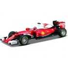 Bburago 1:43 Race Ferrari Scuderia SF16