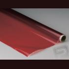 Monokote transparentní 182x65cm červený