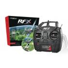 RealFlight RF-X s 10-k. ovladačem Interlink-X