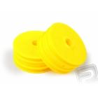 2WD přední žluté disky (2pcs)