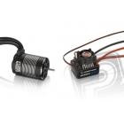 COMBO MAX10 s EZRUN 3652 SL 5400Kv - černý