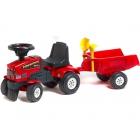 FALK - Dětské odrážedlo Baby Farm Mustang s vlečkou červené