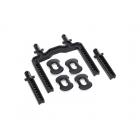 4-TEC 2.0: Držáky karosérie (Ford GT)