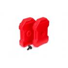 Land Rover Defender: Kanystr červený (2)
