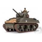 M4A3 Sherman RC tank 1:24 2,4GHz s infračerveným bojovým systémem