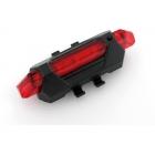 LED poziční světlo červené