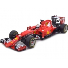 Bburago Ferrari SF15-T 1:18 Vettel