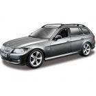 Bburago BMW 3 Series Touring 1:24 šedá metalíza