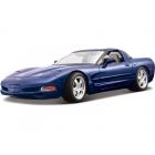 Bburago Chevrolet Corvette 1:18 modrá