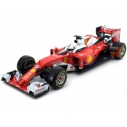 Bburago Ferrari SF16-T 1:18 Vettel