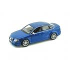 Bburago Audi RS4 1:24 modrá