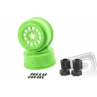 2.2 3.0 Method 105 disky 41mm zelené (2 ks.)