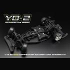 Yokomo YD-2 RWD 1:10 Driftovací podvozek (Plastové šasí)