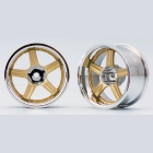 RAYS VOLK RACING GT-C (Zlatá) Off-set 12mm