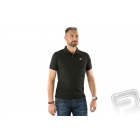 DJI Black POLO-Shirt(XXXL)