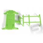 Ochranná deska/klec baterie - zelená