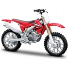Bburago Honda CRF450R 1:18
