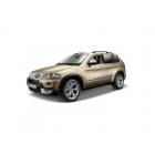 Bburago BMW X5 1:18 zlatá metalíza