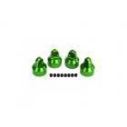 Tlumič GTX: Hlava hliníková zelená (4)