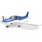 E-flite Cirrus SR-22T 1.5 m SAFE Select BNF Basic