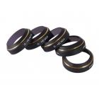 MAVIC PRO - Sada filtrů (UV, ND4, ND8, ND16, Pol)