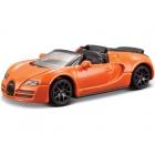Bburago Bugatti Veyron 16.4 1:64 oranžová