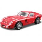 Bburago Ferrari 250 GTO 1:43 červená