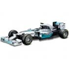 Bburago Mercedes AMG Petronas W05 1:43 #6 Rosberg