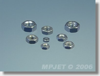 MPJ 0100 Matica M1,6 (10ks/bal.)